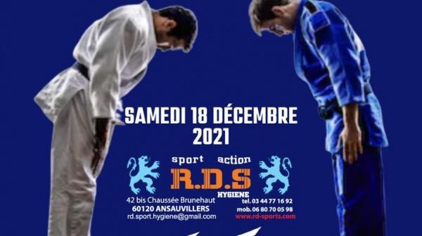 Tournoi Excellence Cadets de Seine-Maritime à Forges les Eaux 18.12.2021